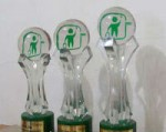 Trophy Kejuaraan Tenis